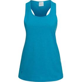 Peak Performance Track Koszulka bez rękawów Kobiety niebieski